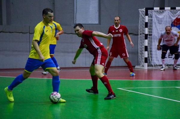 ФК «Полісся»  -  GRIFFIN-2 2-3